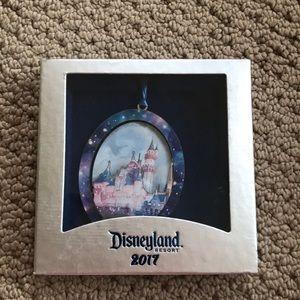 Disneyland Park ornament never used